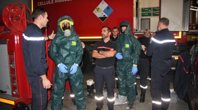 Formation aux risques chimiques de niveau 2