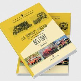 Les véhicules d'incendie des sapeurs-pompiers du Territoire de Belfort