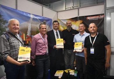 Lancement du livre «les véhicules d'incendie des sapeurs-pompiers du Territoire de Belfort»
