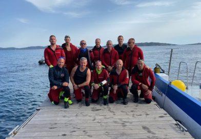 Recyclage et qualification des plongeurs